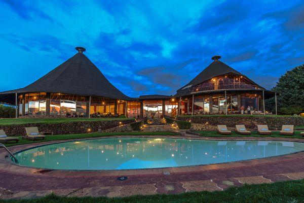 Ngorongoro Sopa Lodge - Kichaka Tours and Travel Kenya