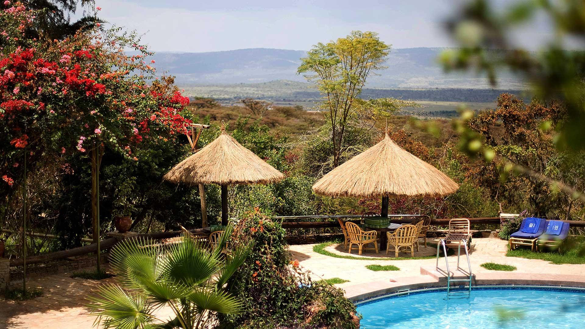 Masai Mara Sopa Lodge Features